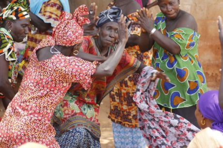 Farmers in West Africa Learn to Adapt to Climate Change Through Singing and Dancing