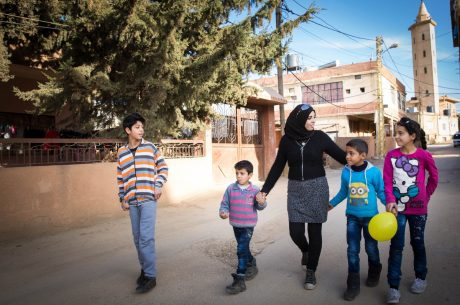 Syrian Refugee Women Supporting Their Families