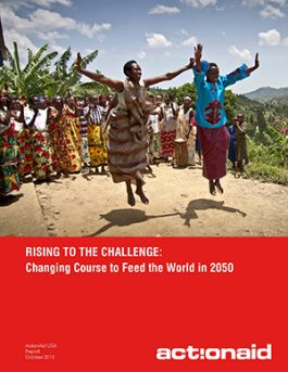 Rising to the Challenge: Changing Course to Feed the World in 2050