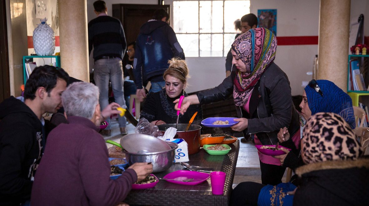 Syrian Refugees Organize to Transform Lives - ActionAid USA