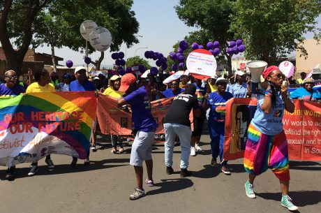 Campaigning for LGBTQI Rights in South Africa