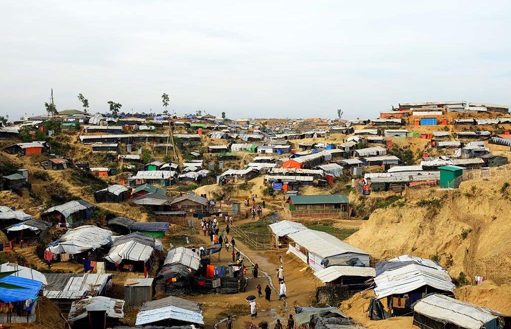 Rohingya Refugee Camp - 360-Degree Video - ActionAid USA