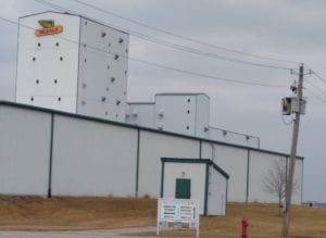 Bayer-Monsanto seed plant