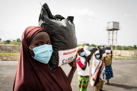 Combatting coronavirus through community-led response
