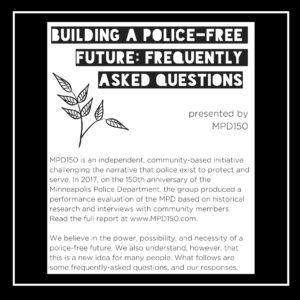building a police free future