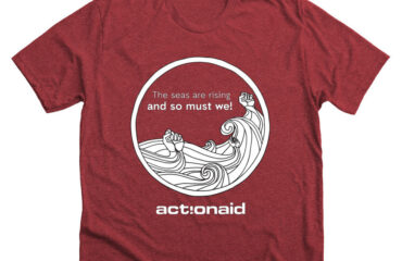 ActionAid USA t-shirt