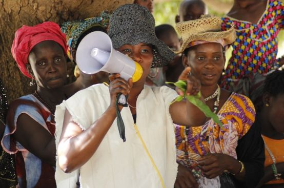 Yandeh Gisseh, kanyeleng, The Gambia