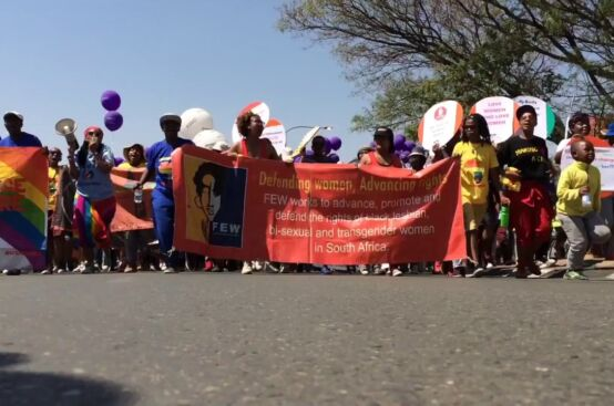 Campaigning for LGBTQ Rights in South Africa